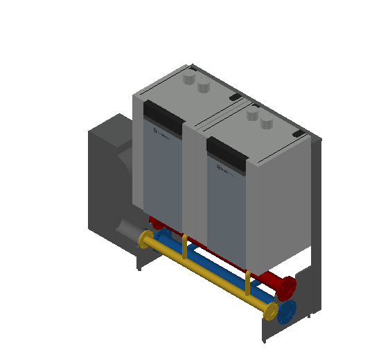 HC_Boiler_MEPcontent_RENDAMAX_R0120 CASCADE_IN LINE_2 BOILERS_120kW_DN 100_INT-EN.dwg