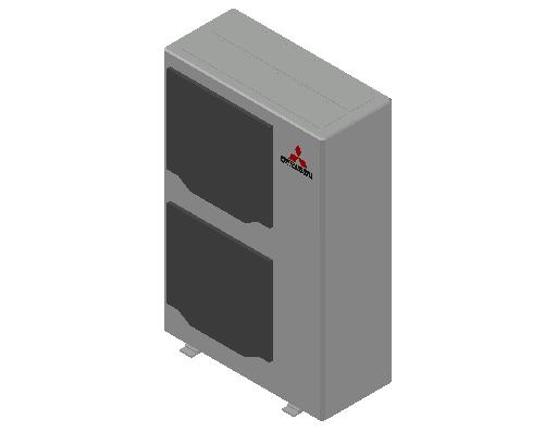 HC_Heat Pump_MEPcontent_Mitsubishi Heavy Industries_VRF_FDCR280KXE6_INT-EN.dwg