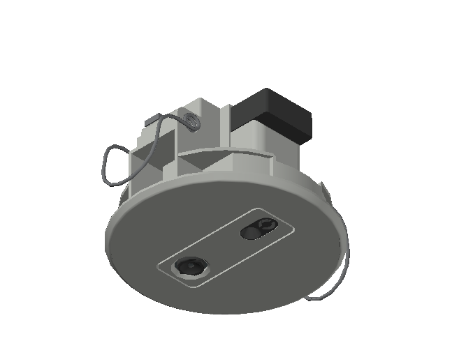 E_Detector_Movement_MEPcontent_Philips_Recessed Mounting Plate_SA0500_INT-EN.dwg
