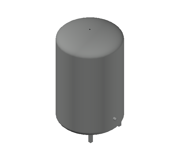 HC_Expansion Vessel_MEPcontent_Caleffi_556_300 Liters_DN20 DN25.dwg