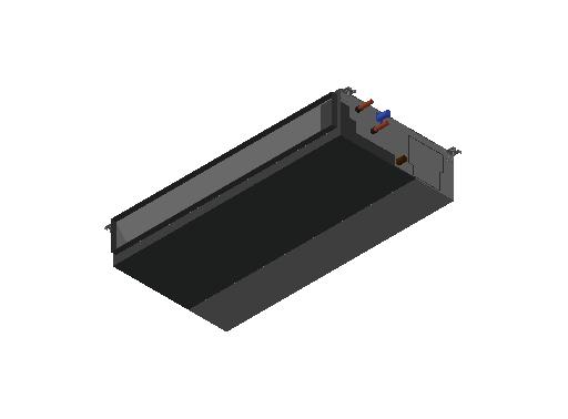 HC_Air Conditioner_Indoor Unit_MEPcontent_Mitsubishi Electric Corporation_PEFY-W125VMA-A_INT-EN.dwg