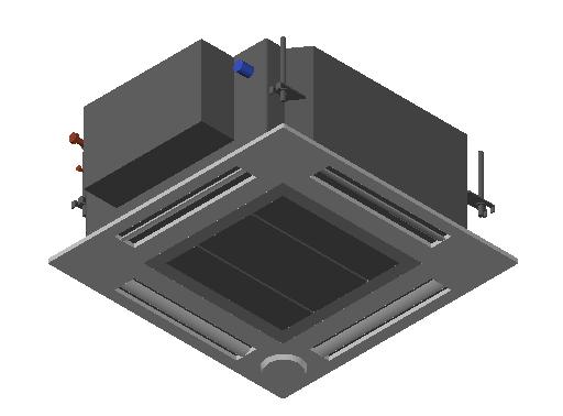 HC_Air Conditioner_Indoor Unit_MEPcontent_Mitsubishi Electric Corporation_SLZ-M50FA_INT-EN.dwg