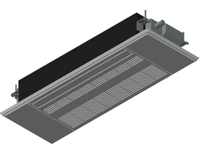 HC_Air Conditioner_Indoor Unit_MEPcontent_Mitsubishi Electric Corporation_MLZ-KP35VF_INT-EN.dwg