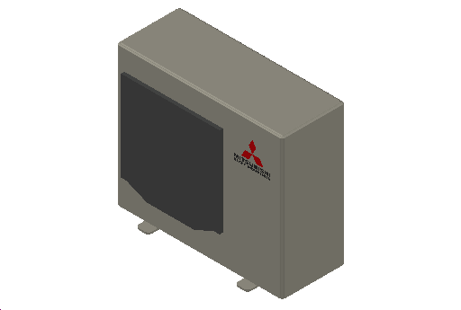 HC_Heat Pump_MEPcontent_Mitsubishi Heavy Industries_VRF_FDC155KXZEN1_INT-EN.dwg