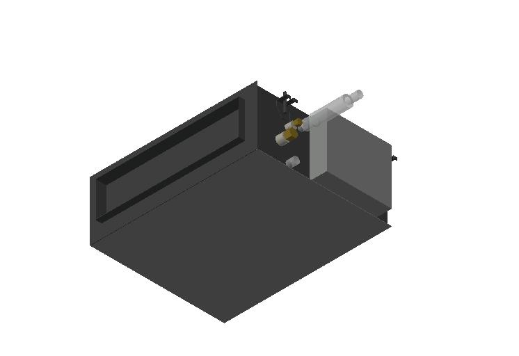 HC_Air Conditioner_Indoor Unit_MEPcontent_Mitsubishi Heavy Industries_VRF_FDU45KXE6F-W_INT-EN.dwg