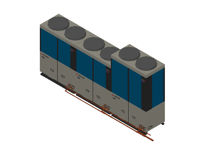 HC_Heat Pump_MEPcontent_Mitsubishi Heavy Industries_VRF_FDC1060KXZXE2_INT-EN.dwg
