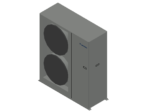 HC_Heat Pump_MEPcontent_Climaveneta_i-BX-N-(Y) 030 3 Phases_INT-EN.dwg