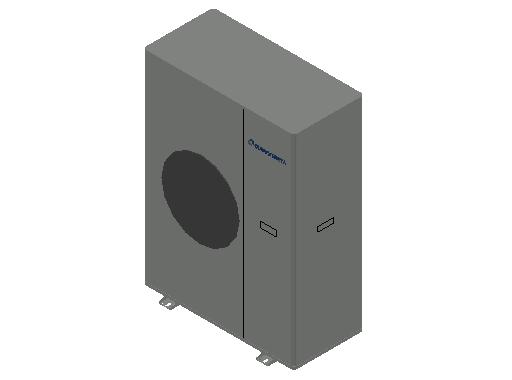 HC_Heat Pump_MEPcontent_Climaveneta_i-BX-N-(Y) 008 1 Phase_INT-EN.dwg