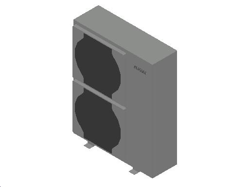 HC_Heat Pump_MEPcontent_Remeha_AWHP 27 TR-2_INT-EN.dwg