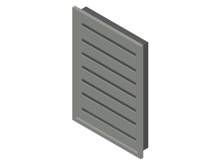 E_Distribution Panel_MEPcontent_Legrand_XL3 S 160_36 Modules_Flush Mounting_7x36_INT-EN.dwg