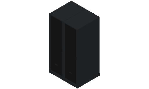 E_Distributor_MEPcontent_Legrand_Archimod HE_UPS_Empty Cabinet_100kVA_INT-EN.dwg
