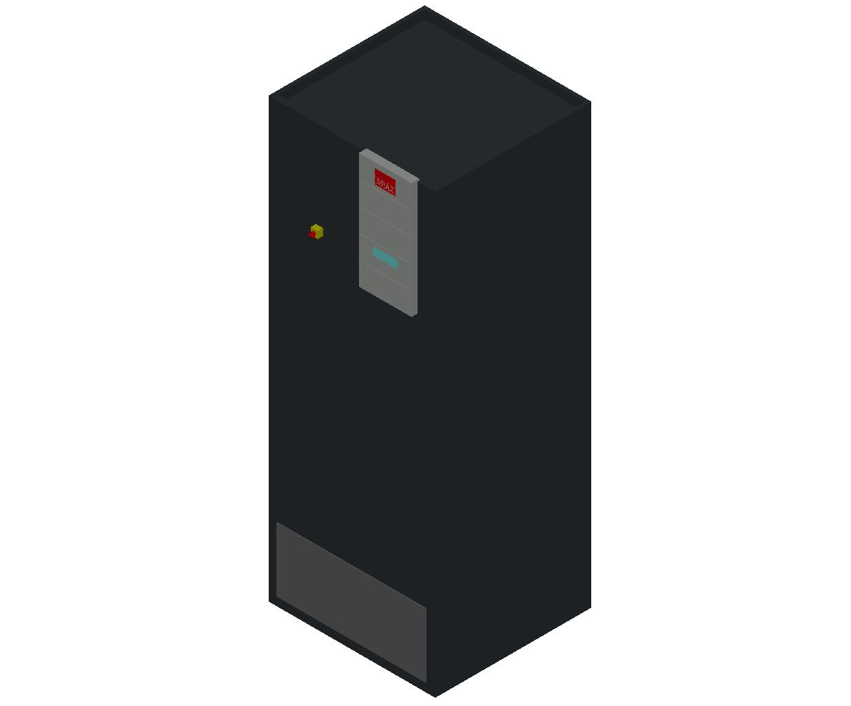 HC_Air Conditioner_Indoor Unit_MEPcontent_STULZ_CyberAir 3PRO_ASR_CW_ASR_400_CW_INT-EN.dwg