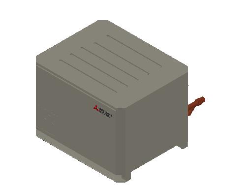 M_Heat Exchanger_MEPcontent_Mitsubishi Electric Corporation_CMH-WM350V-A_INT-EN.dwg