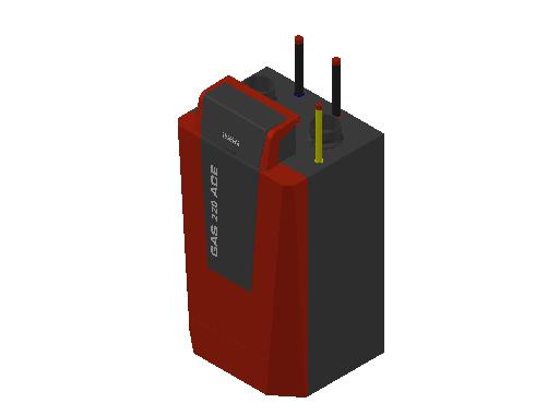 HC_Boiler_MEPcontent_Remeha_GAS 220 Ace_160.dwg