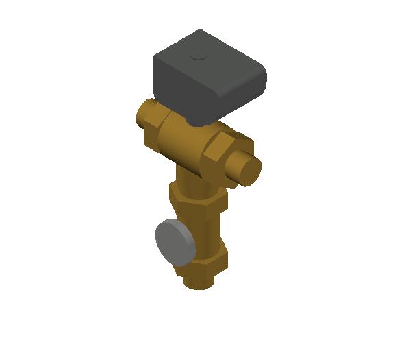 SA_Electronic_mixing_valve-MEPContent_CALEFFI-6000A-DN20-DN50_1 inch. sweat_US-EN.dwg