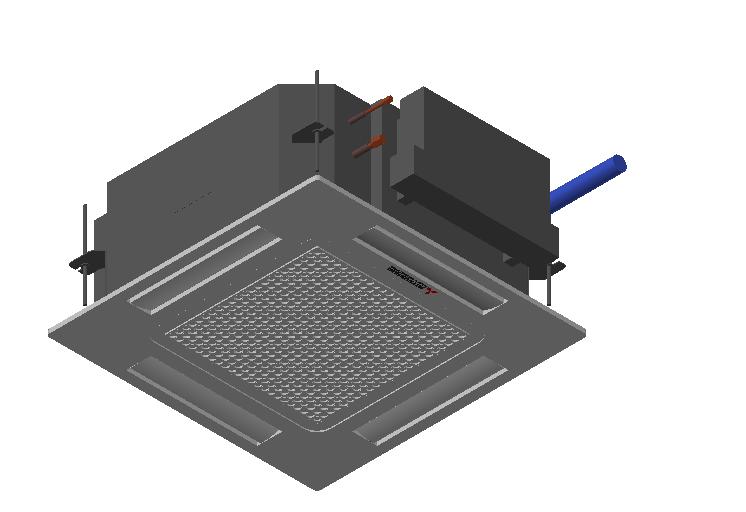 HC_Air Conditioner_Indoor Unit_MEPcontent_Mitsubishi Heavy Industries_VRF_FDTC28KXZE1-W_INT-EN.dwg