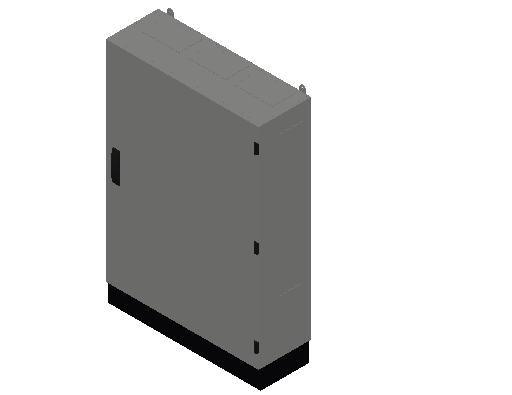 E_Distribution Panel_MEPcontent_ABB_TwinLine N 55_Earthed_1100x800x275_INT-EN.dwg