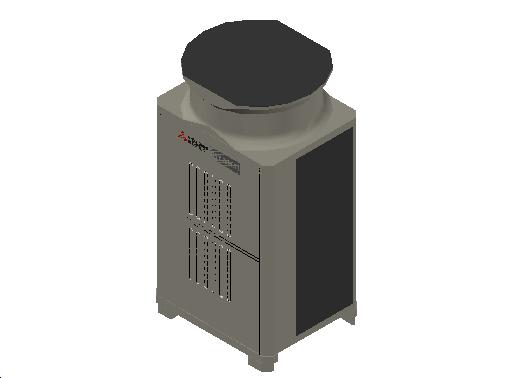 HC_Heat Pump_MEPcontent_Mitsubishi Electric Corporation_PUHY-EP200YLM-A1_INT-EN.dwg