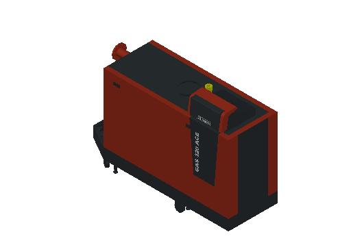 HC_Boiler_Condensate Flow_MEPcontent_Remeha_Gas 320 Ace 8-10_Left_575_GB-EN.dwg