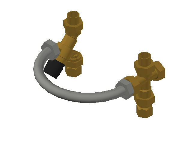 SA_Mixing_Valve-TankMixer_MEPContent_Caleffi-Brass-520_0.75 inch. NPTF x 0.75 inch. Sweat_US-EN.dwg