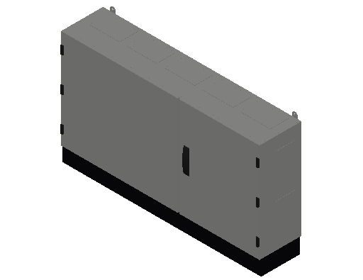 E_Distribution Panel_MEPcontent_ABB_TwinLine N 55_Earthed_650x1300x275_INT-EN.dwg