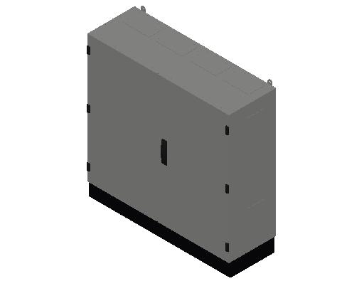 E_Distribution Panel_MEPcontent_ABB_TwinLine N 55_Earthed_950x1050x350_INT-EN.dwg