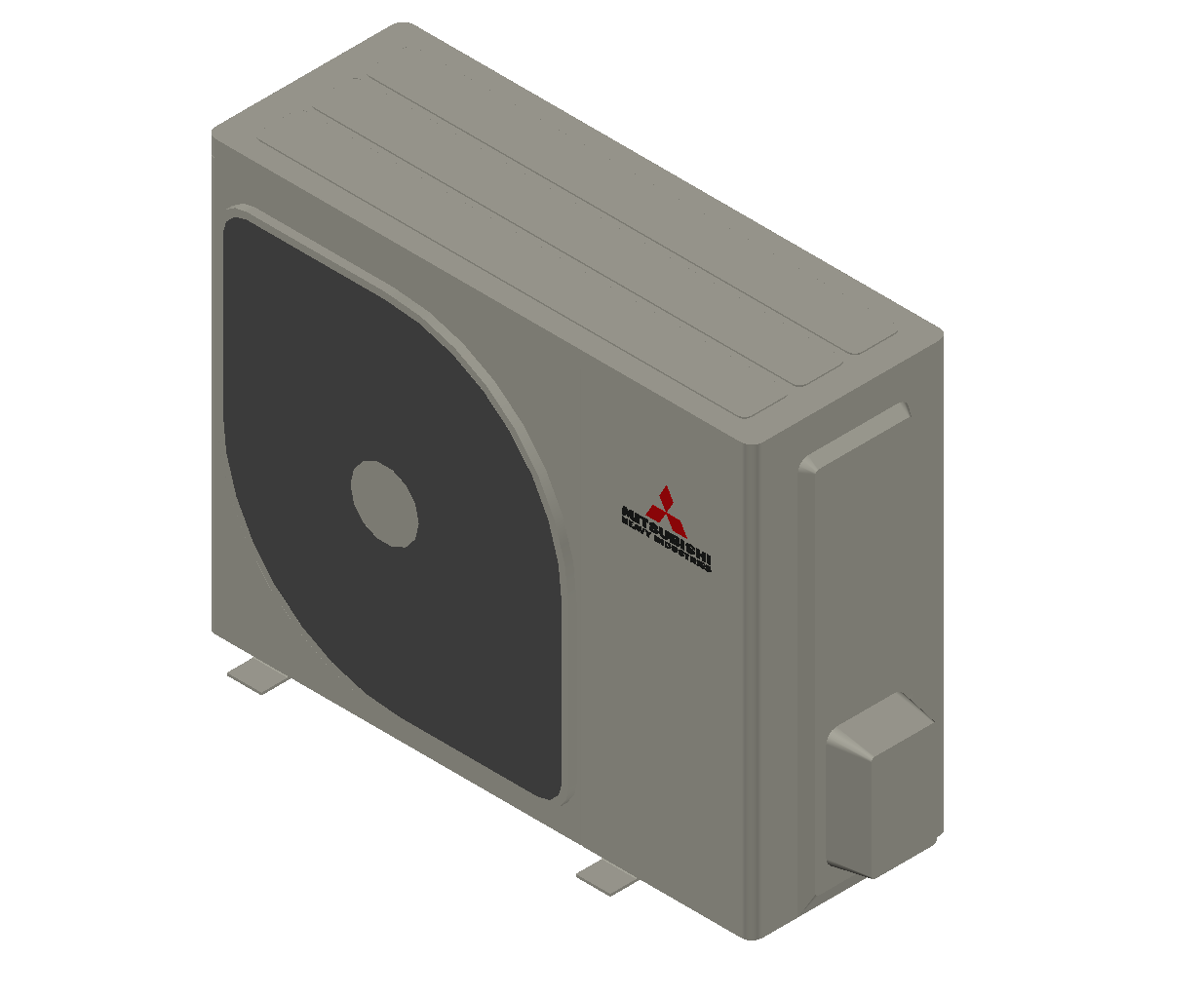 HC_Heat Pump_MEPcontent_Mitsubishi Heavy Industries_PAC-RAC_SRC35ZSX-W_INT-EN.dwg