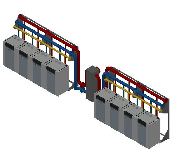 HC_Boiler_MEPcontent_RENDAMAX_R1140 CASCADE_IN LINE_4+4 BOILERS_140kW_DN 100_INT-EN.dwg