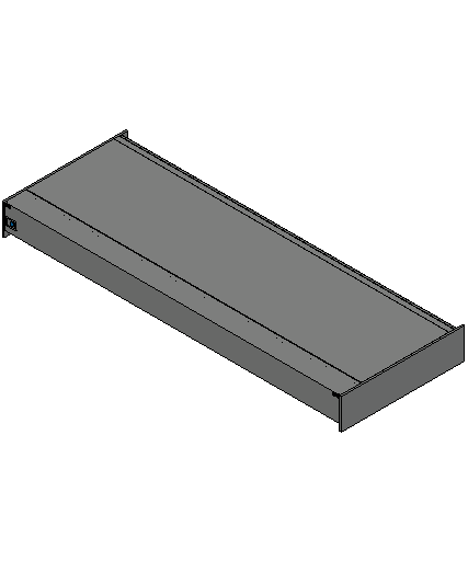 HVAC_Non-Mechanical-Ventilation_Siegenia_AEROMAT VT DS2, casing profile A.dwg