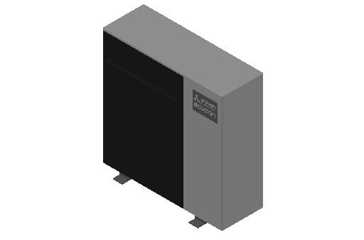 HC_Heat Pump_MEPcontent_Mitsubishi Electric Corporation_Ecodan_PUZ-WM50VHA_INT-EN.dwg