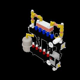Therminon Composite unit model LTV split system