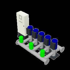 Duijvelaar Pompen HU5 Utility Line DPVF40-85 SVP