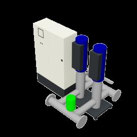 Duijvelaar Pompen HU2 Utility Line DPVF60-85 SVP Cabinet D