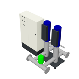 DP-Pumps HU2 Utility Line DPVF60-85 SVP Cabinet D