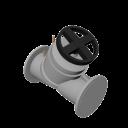 Oventrop Hydrocontrol VFN 10624 DN200-DN300