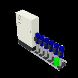 Duijvelaar Pompen HU6 Utility Line DPV2-4 VC Cabinet D