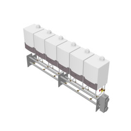 Remeha Quinta Ace 45-65-90-115 Cascade Ligne/ Paroi 6 unités