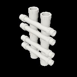 Valsir Pexal EASY 2-way modular dual distributon manifold