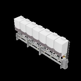 Remeha Quinta Ace 45-65-90-115 Cascade Line/ Rahmen 7 Geräte