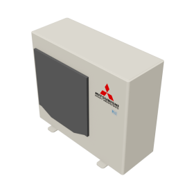 Mitsubishi Heavy Industries Air Conditioning Europe FDC-KXZEN(S)1-W