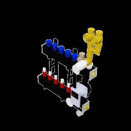Therminon Composite unit model LTV 3 pijps aansluiting