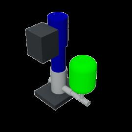 Duijvelaar Pompen HU1 Single Line DPV SVP