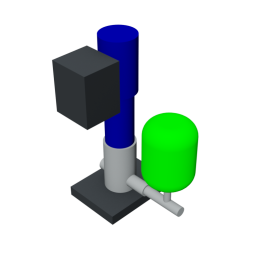 DP-Pumps HU1 Single Line DPV SVP