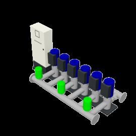 DP-Pumps HU6 Utility Line DPVF40-85 SVP