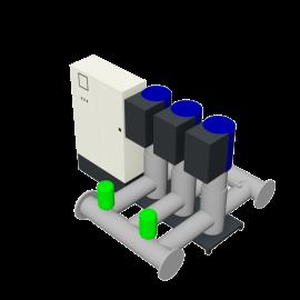 Duijvelaar Pompen HU3 Utility Line DPVF125 SVP Cabinet D