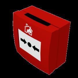 Standard Manual Fire Detector
