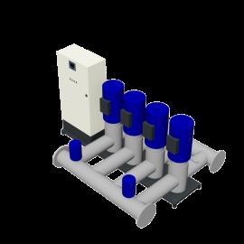 Duijvelaar Pompen HU4 Utility Line DPVF125 F