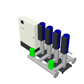 DP-Pumps HU4 Utility Line DPVF25 SVP