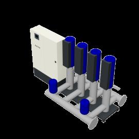 Duijvelaar Pompen HU4 Utility Line DPVF25 SVP
