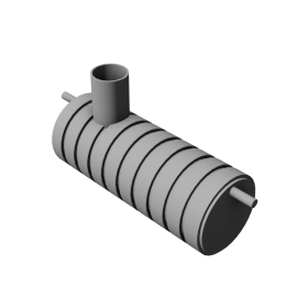 Unspecified Septic Tank Tubular
